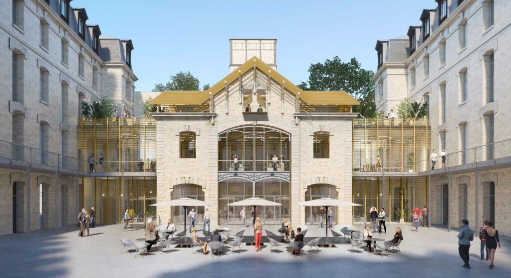 La Caserne Paris