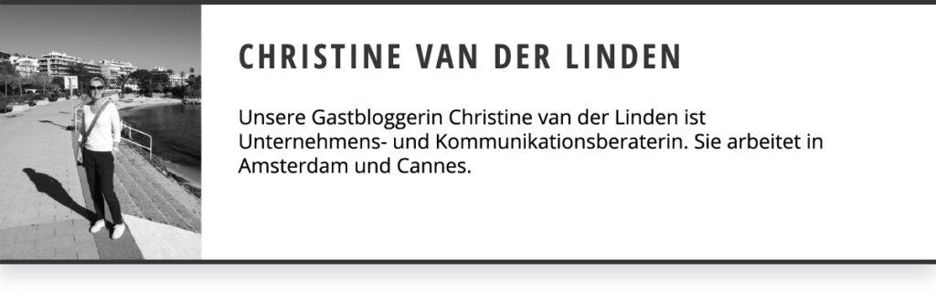 Christine Van Der Linden