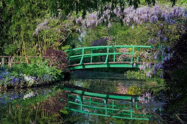 Giverny Gärten von Monet