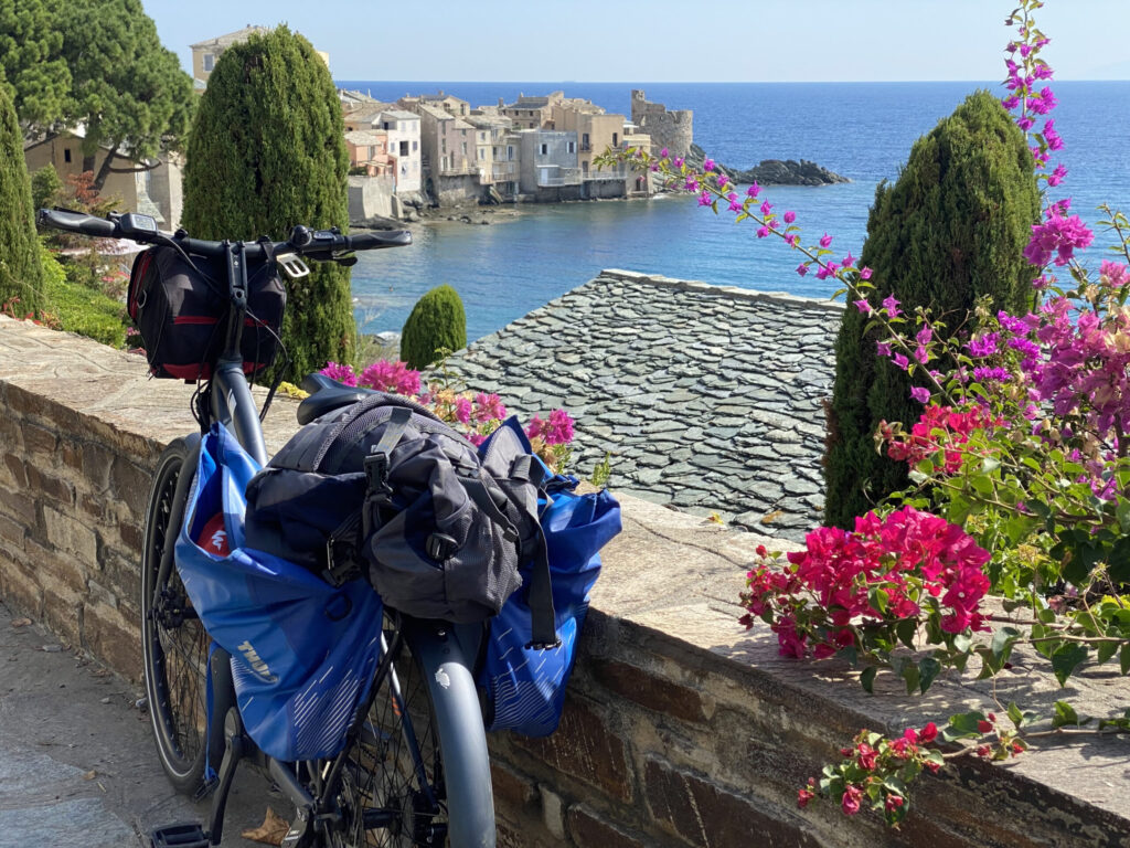 Radfahren Korsika Cap Corse