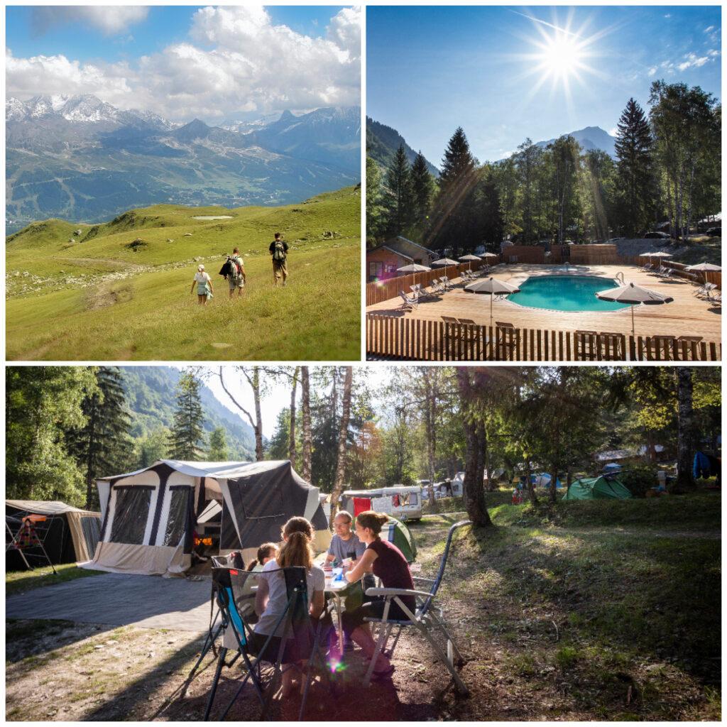 Huttopia Bozel Französische Alpen