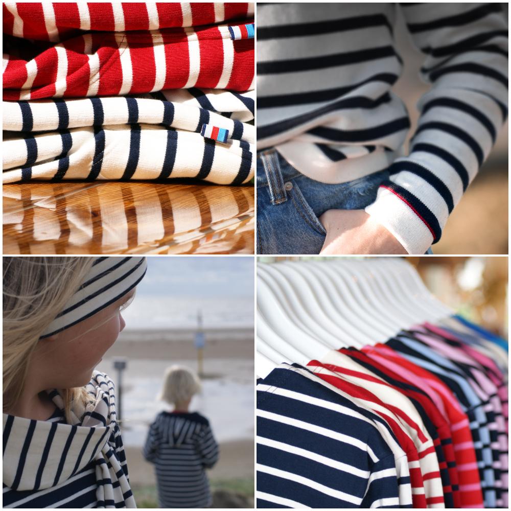 Bretonischen Streifen shirts und sweaters Breton Stripe