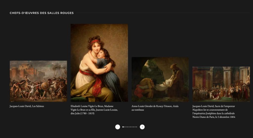 Louvre online besuchen