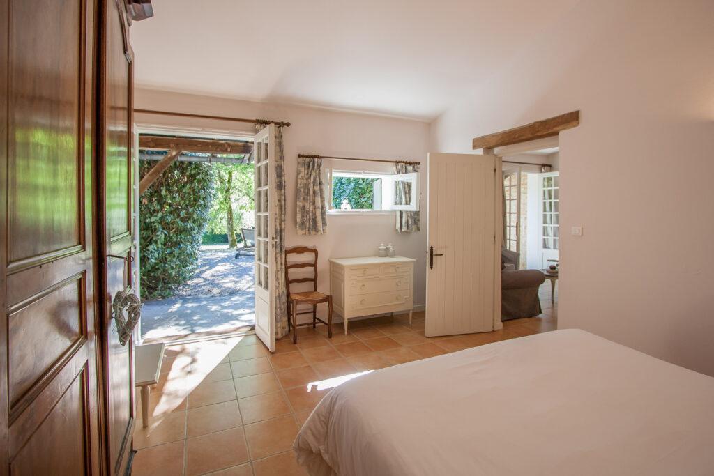 Domaine de la Dolce Bedroom