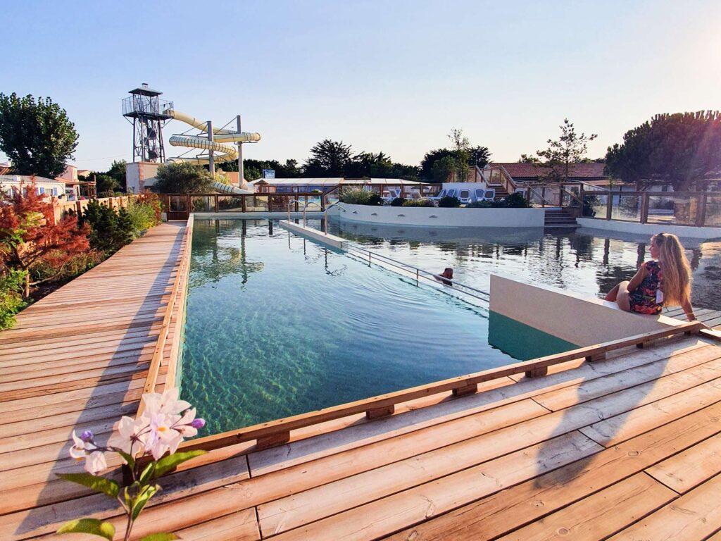 Yelloh Village Aquapark Camping La Pomme de Pin