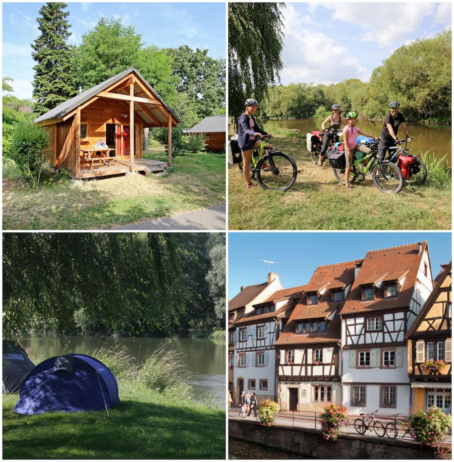 Colmar Citykamp Huttopia