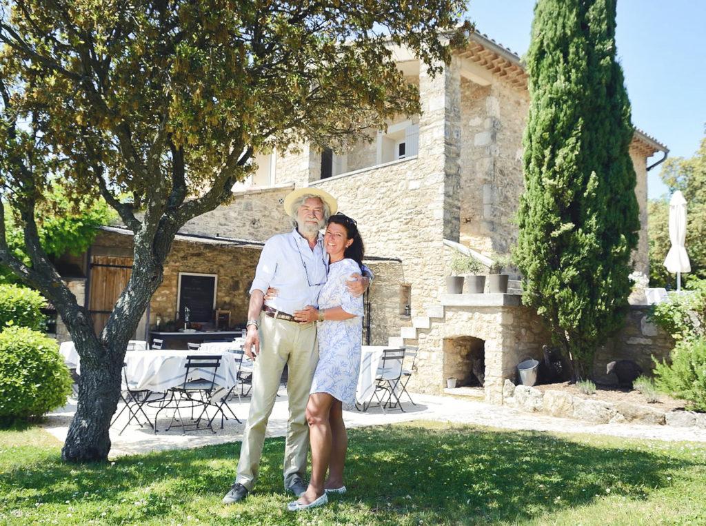 maison Valvert BB Provence Luberon