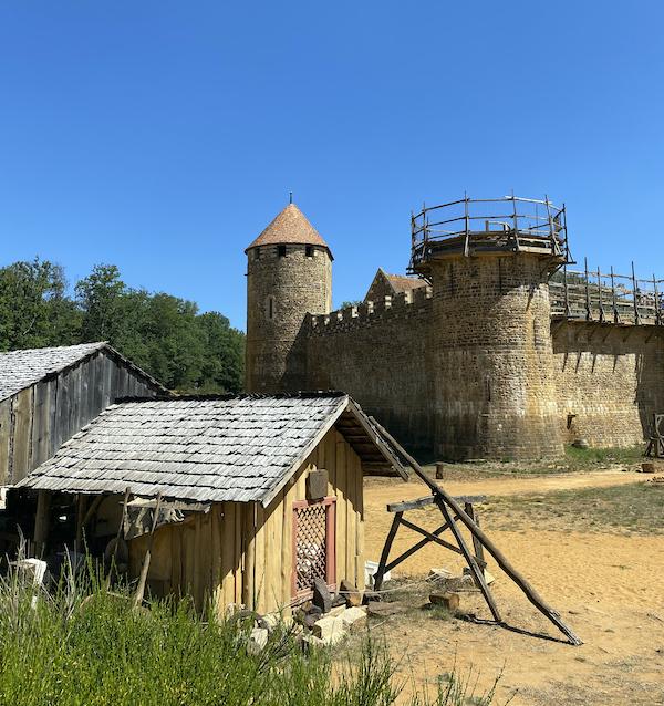 Nièvre Guedelon Bourgogne