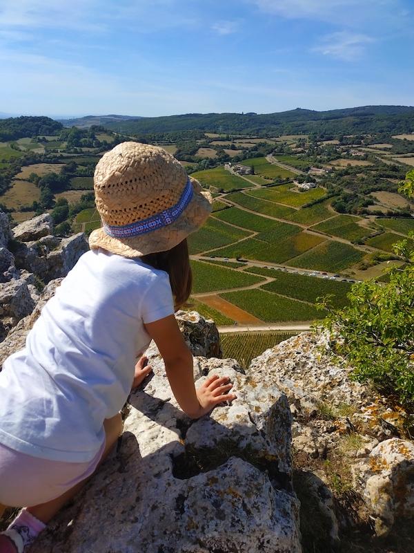 Roche de Solutré Bourgogne
