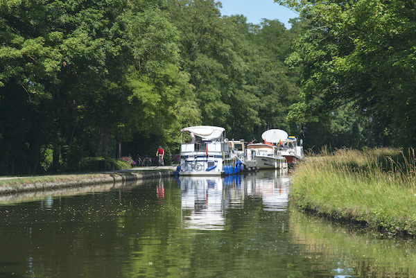 canal bourgogne