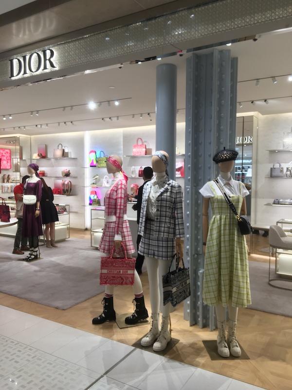 Paris Samaritaine Dior