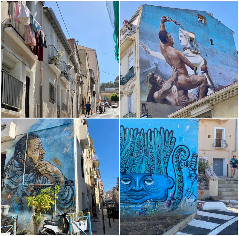 Quartier Haut Sète